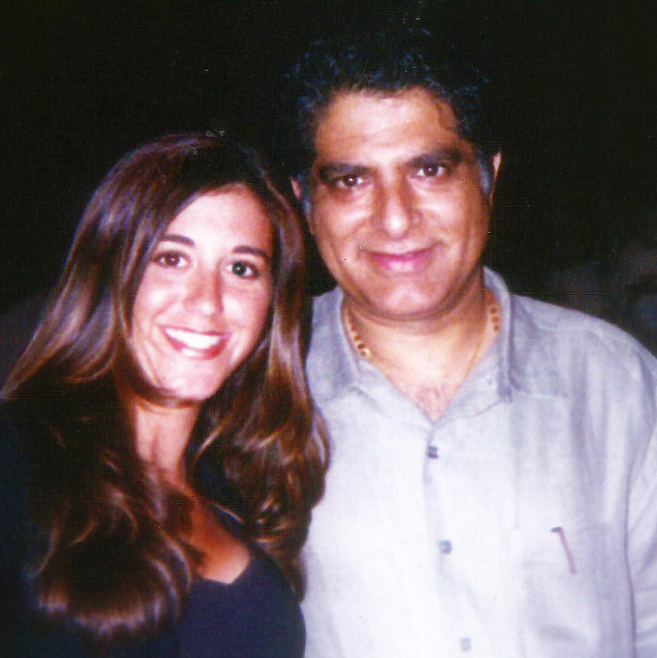 Deepak Chopra and #1 Best Selling Marnie Greenberg Author