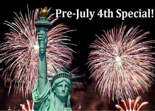 Marnie Greenberg 4th of July Special