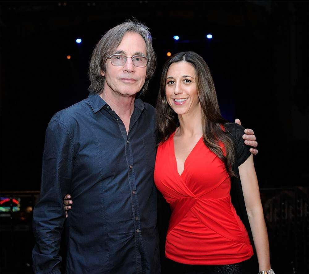 Jackson Browne Concert LIVE with Marnie Greenberg
