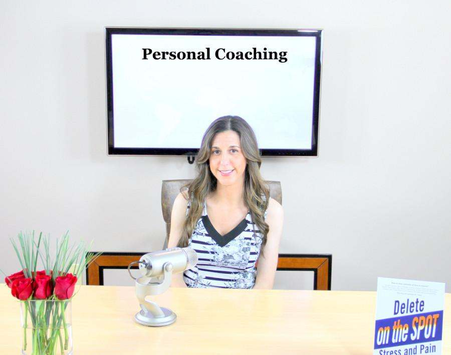 Personal Coaching with Marnie Greenberg