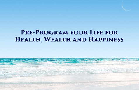 Marnie Greenberg Pre-Program your life for health, wealth and happiness