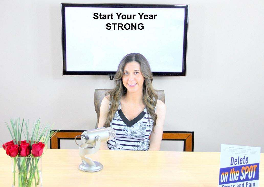 Marnie Greenberg Live Webinar -Stay Strong in the New Year