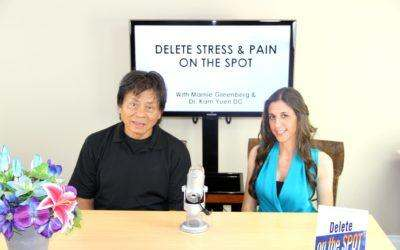 Delete Stress & Pain On The Spot – LIVE!