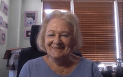 83 Year Old Woman Rejuvenation In Action!