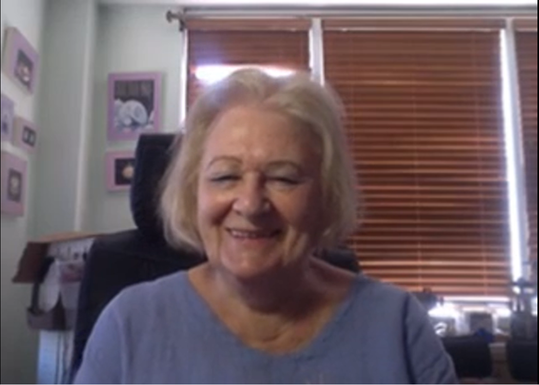 Winifred Wager an 83 year old woman - Ultimate Rejuvenation