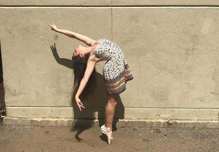 Marnie Greengerg's Client - Ballet Dancer Tia