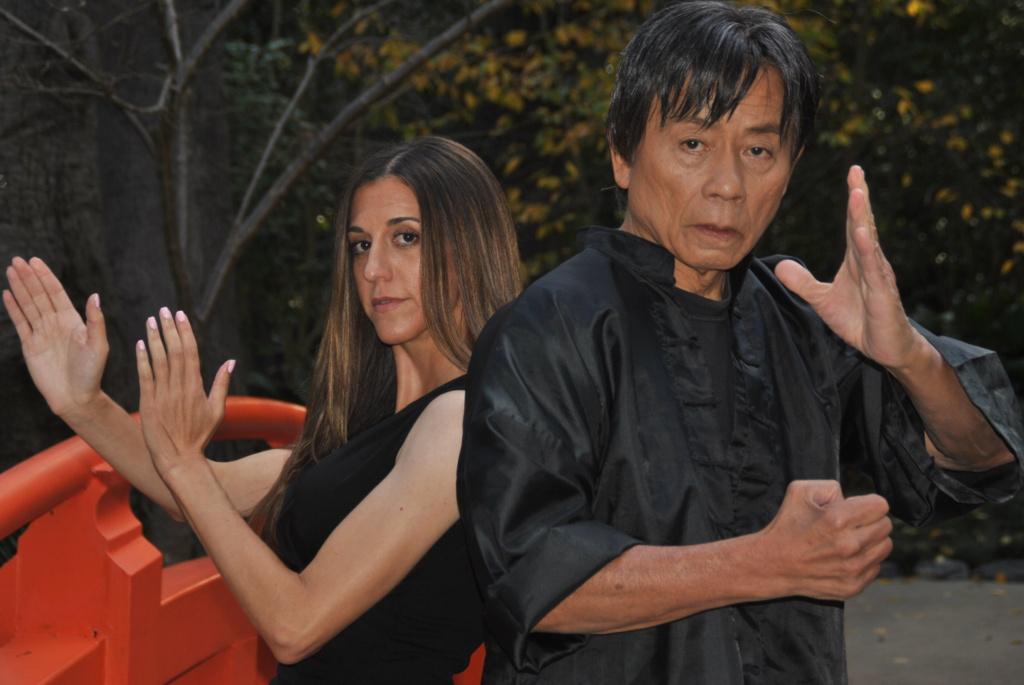 Marnie Greenberg and Kam Yuen