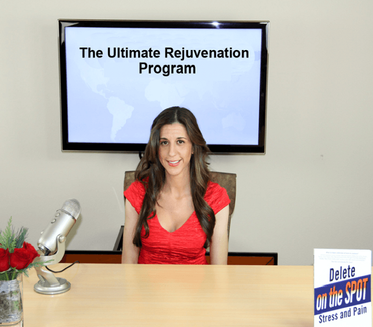 12 Part Ultimate Rejuvenation Program with Marnie Greenberg